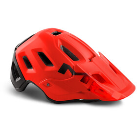 MET Roam Helm red